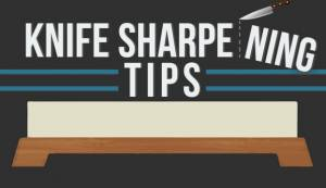 knife sharpening tips