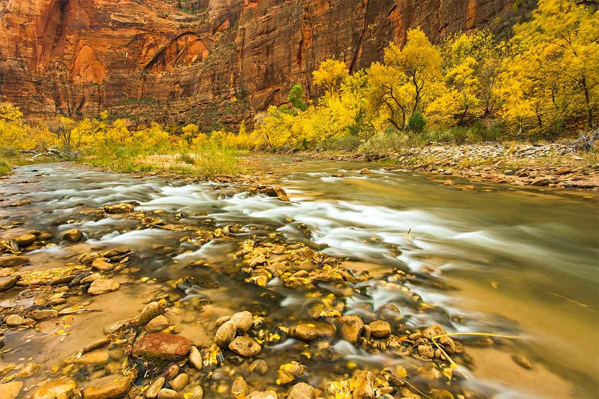 Best Fall Colors? Head To The Desert Southwest   GearJunkie