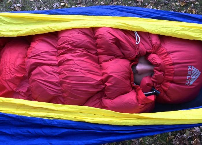 Quick Tips: Stay Warm When Winter Hammocking