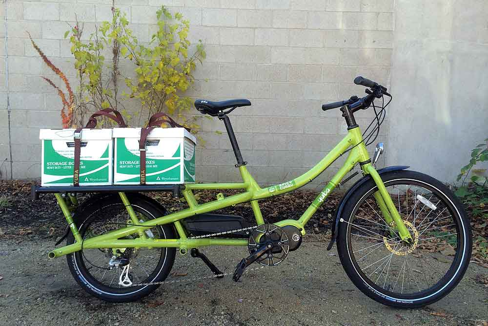The Pickup Truck Of Bikes Yuba Spicy Curry
