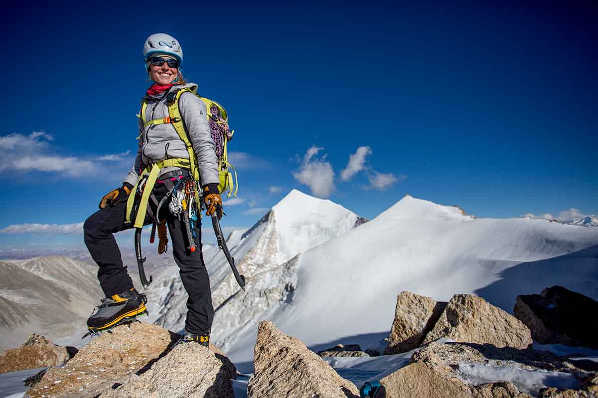Interview: Just Back From Nepal, Melissa Arnot Gives ...