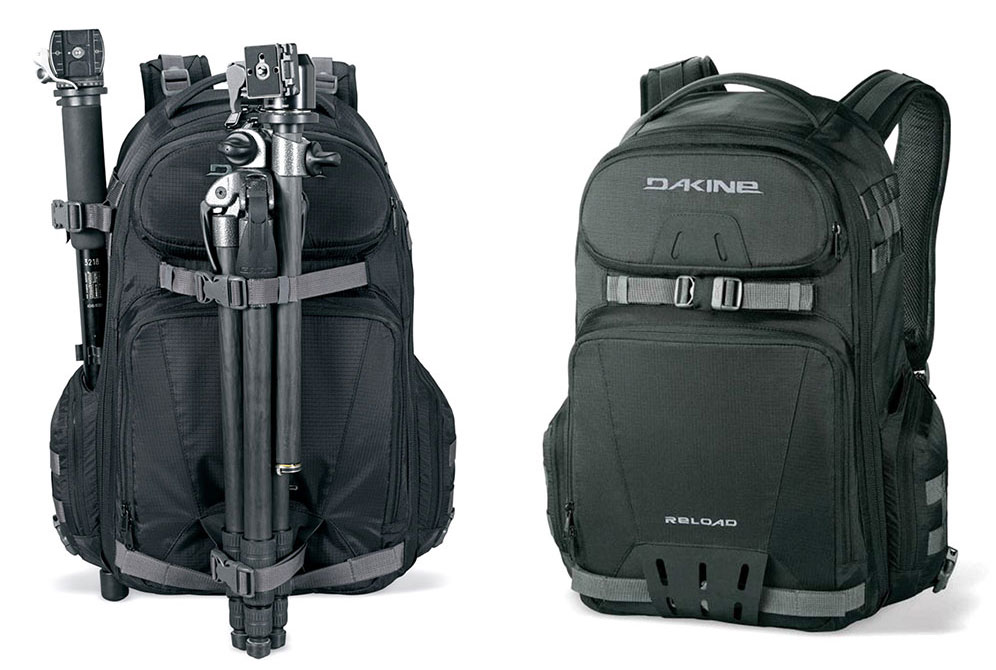 Camera Kit: Dakine 'Reload' Backpack Review