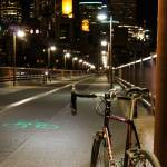 night bike ride