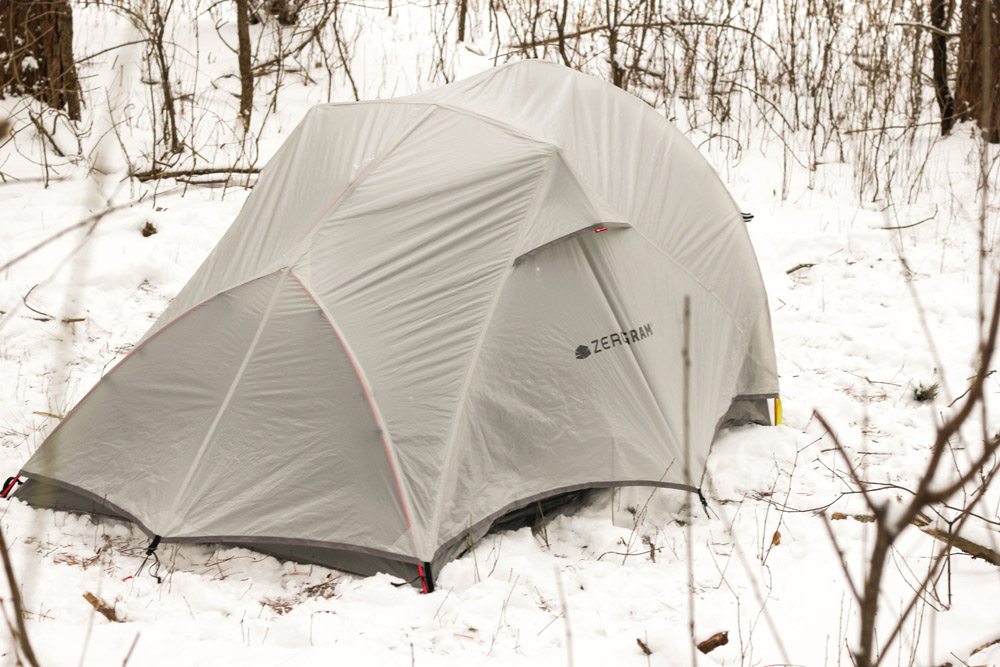 Zerogram PCT UL 2 Tent & Zerogram Launches In U.S. Market