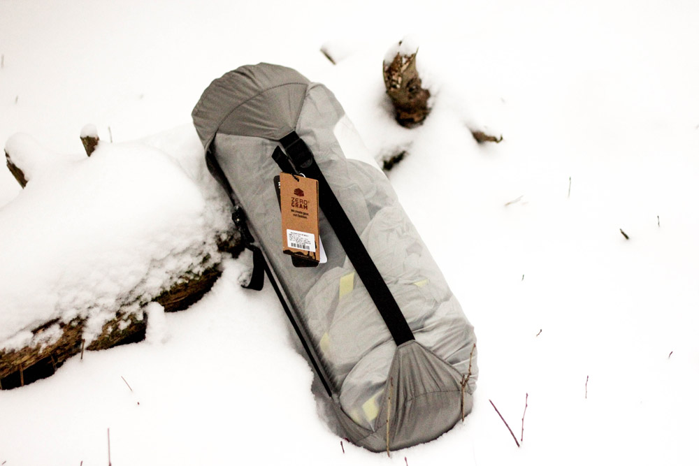 Zerogram PCT UL2 Tent-2-1  sc 1 st  GearJunkie & Zerogram Launches In U.S. Market