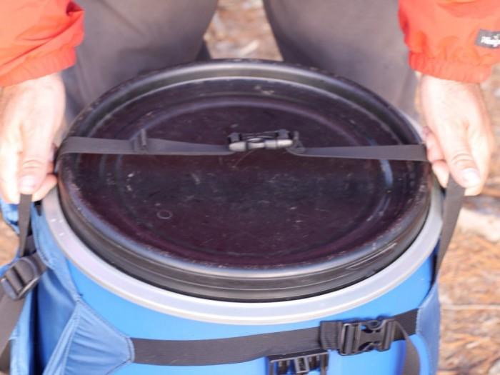 barrel hauler granite gear