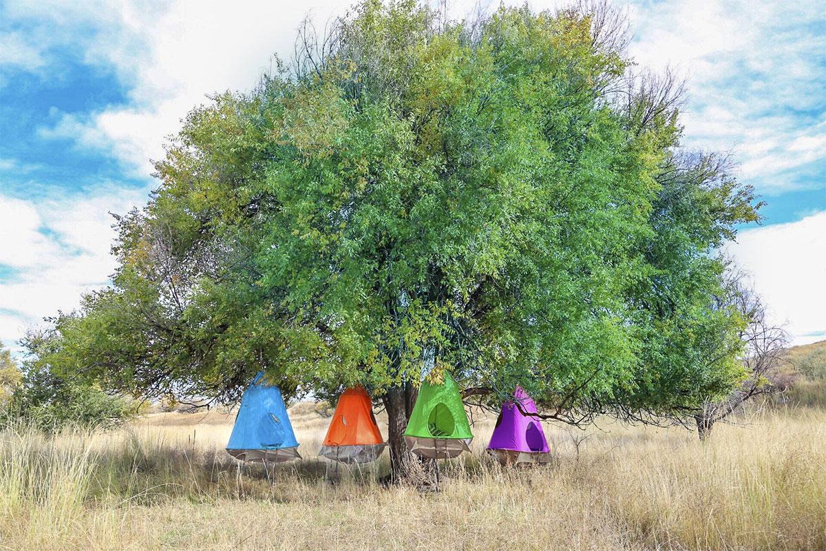 treepod & TreePodu0027 Is The Treehouse You Simply Hang