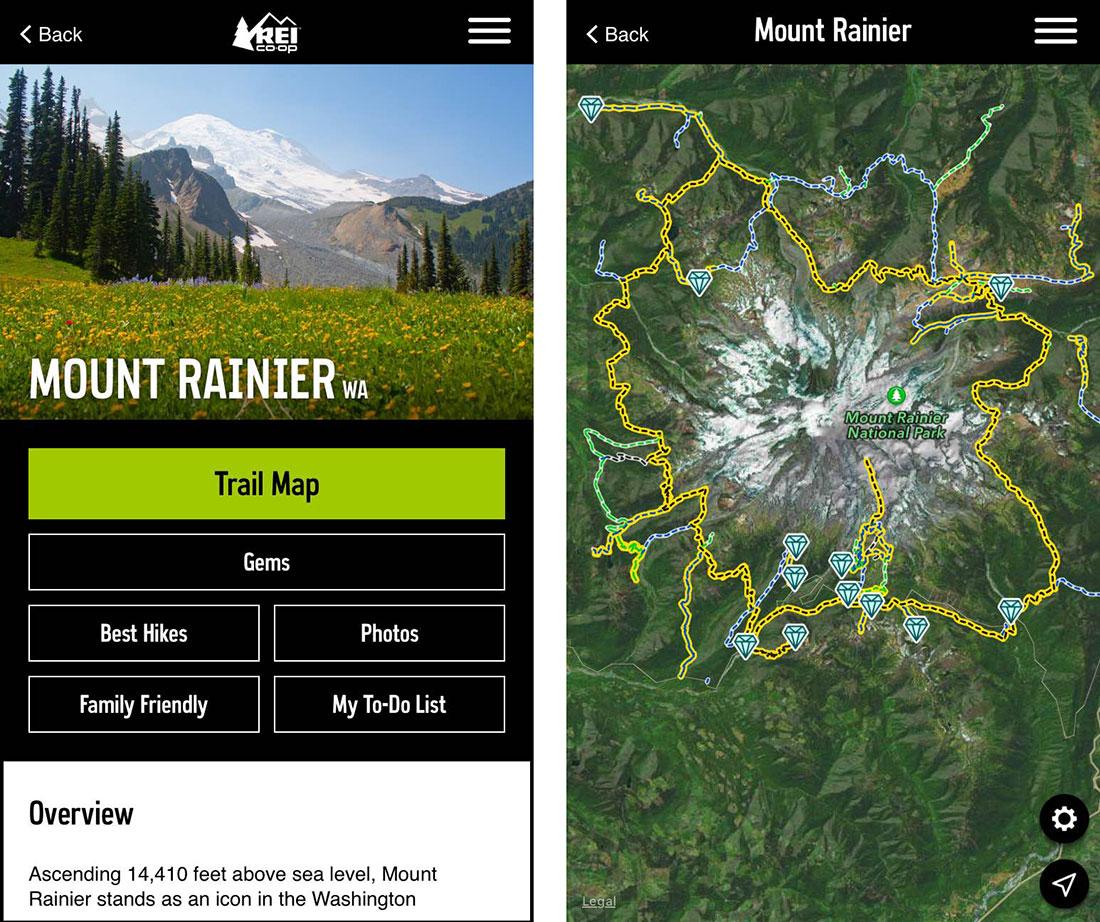 National-Park-Guide-app
