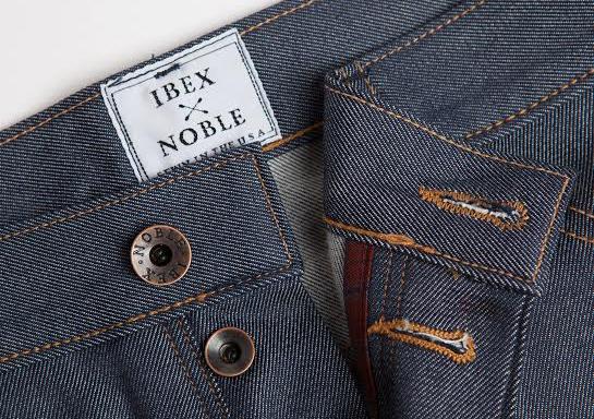 wool jeans